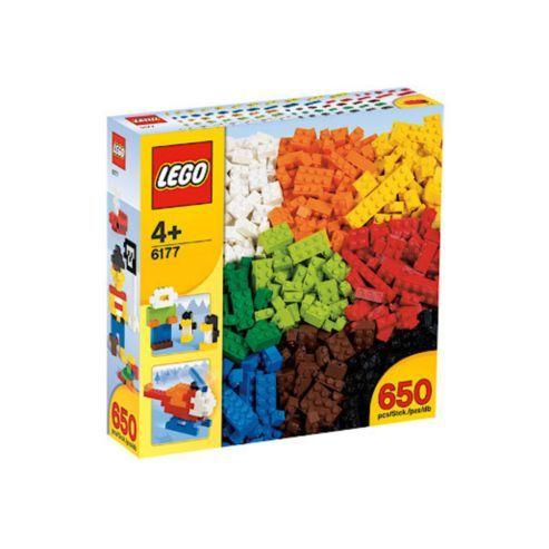 Lego Basic Bricks Deluxe - 6177