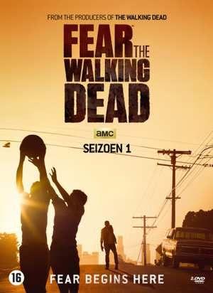 Fear The Walking Dead - Seizoen 1  Fear the Walking Dead is de epische serie die zich afspeelt in het universum van de The Walking Dead. Het verhaal wordt verteld vanuit het perspectief van een gescheiden familie die op zoek is naar de oorzaak van de zombie-apocalyps in een stad waar men heen gaat om te ontsnappen aan de werkelijkheid het verleden te vergeten en geheimen te bewaren. De alledaagse druk waar de familie mee kampt gaat op een lager pitje als blijkt dat de samenleving aan de rand…