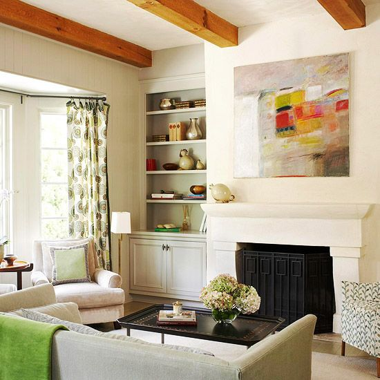 fireplace styles and design ideas
