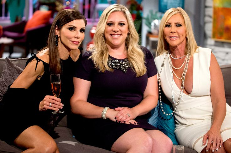 Real Housewives of Orange County Reunion Part 3 Recap: Vicki Doesn't Believe Brooks Ayers Has Cancer -