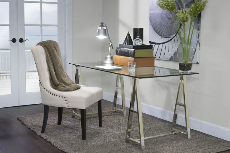Mor Furniture For Less The Architect Glass Desk Mor Furniture For Less In And Around Boise