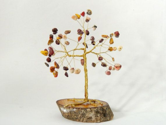 Hey, I found this really awesome Etsy listing at https://www.etsy.com/listing/248425012/mookaite-jasper-gemstone-wire-treewire