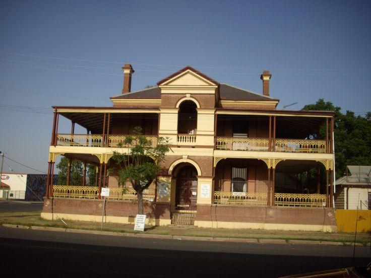 Lovely building, Bourke, NSW