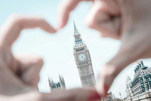 I love London♥