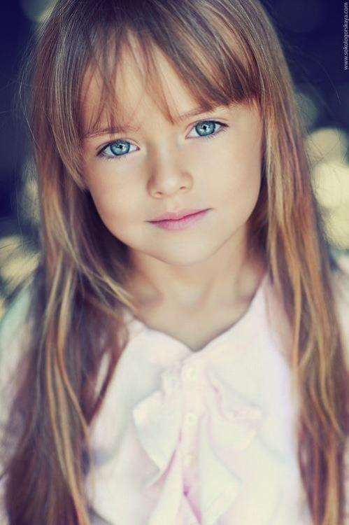 Pretty eyes--pretty girl!!