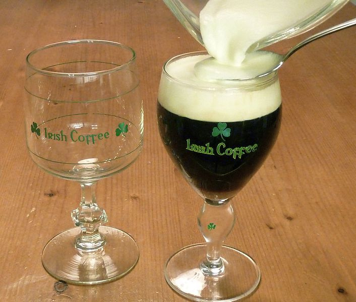 #January 25th is National #IrishCoffee Day! #Irish #Coffee is really kind of perfect on a cold, #winter day, isn't it?! Check out our recipe...  * Subscribe to Cooking With Kimberly: http://cookingwithkimberly.com #cwk