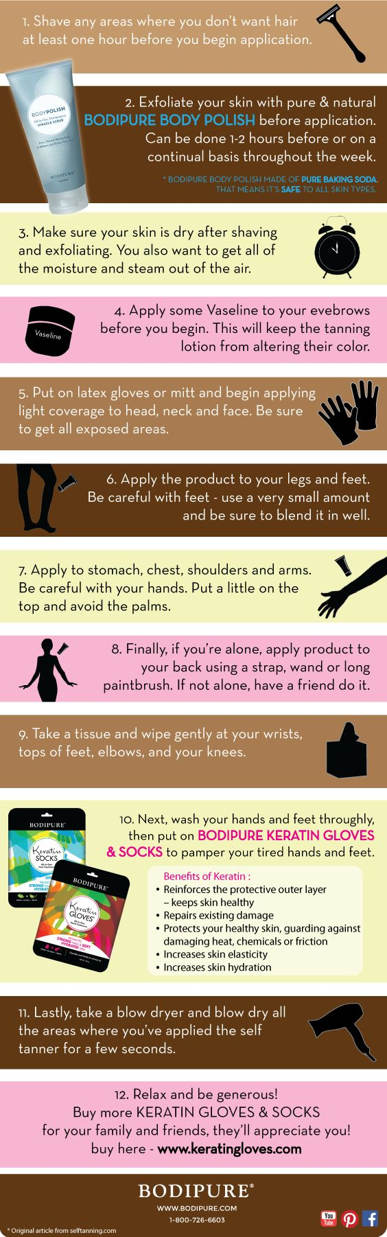 Use Selftanning Lotion Properly Here Are Some Great Tip About How To Apply