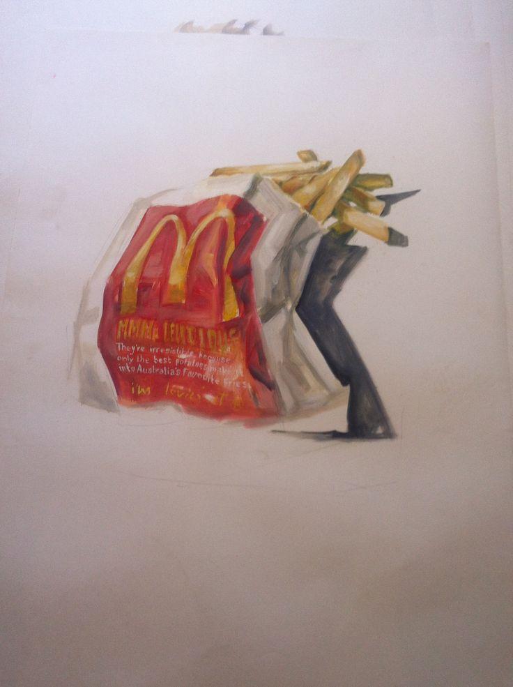'Fries' by Daniel Butterworth