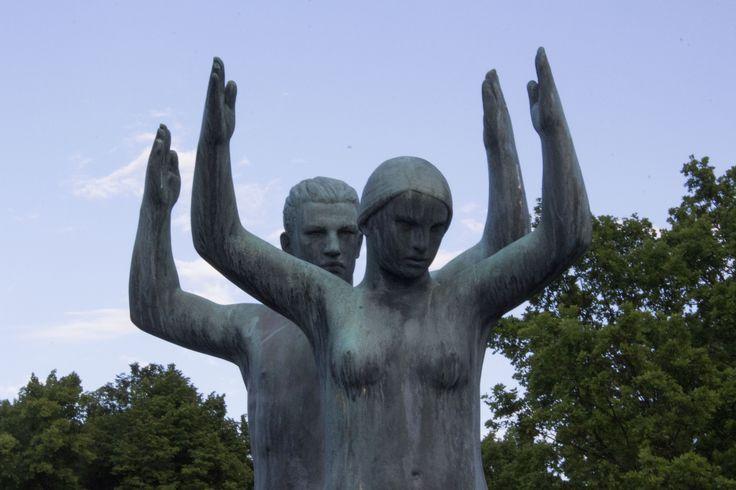 Frognerparken, Oslo, Norway