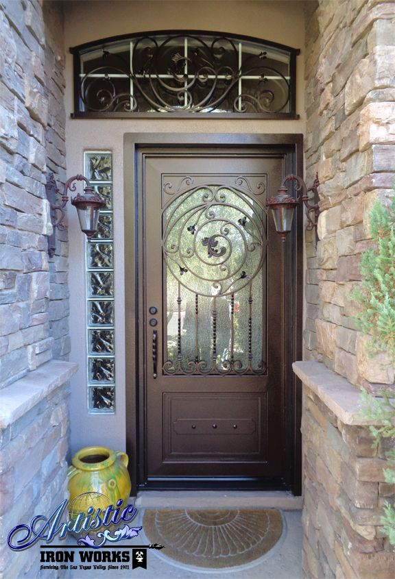 66 best images about wrought iron grand entryways on for Grand front doors