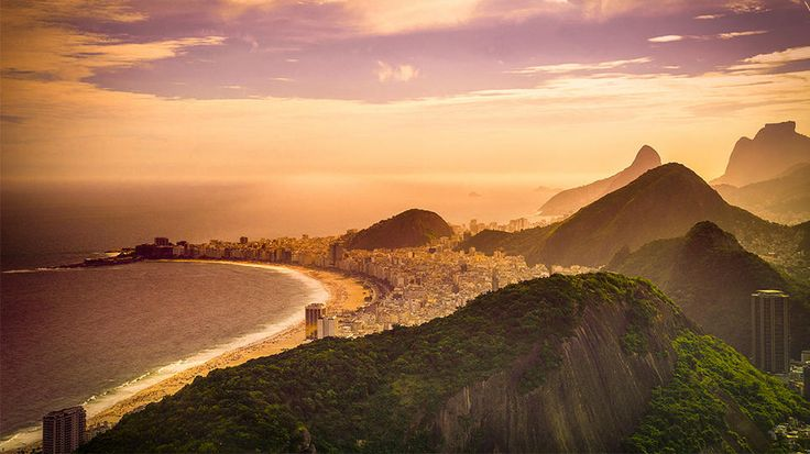 Rio de Janiero, Brazil: De Janiero, Cup, Beaches, Brazil, Rio De Janeiro, Beautiful Places Destinations, Copacabana Beach, Travel Destinations