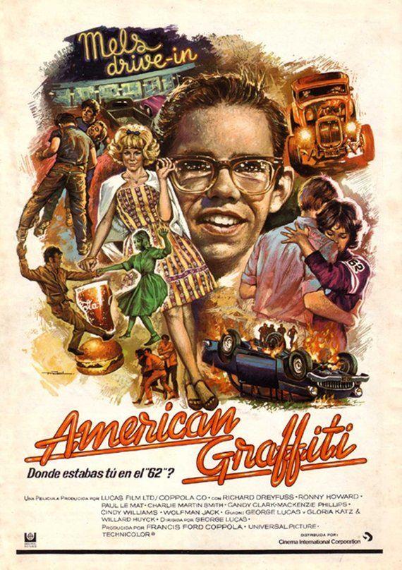american graffiti 1973 ron howard