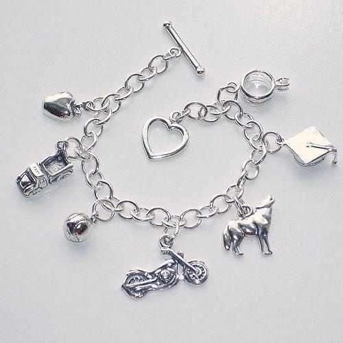 twilight charm bracelet all about movie pinterest