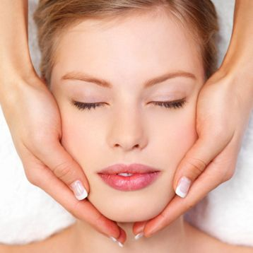 Anti-Aging Facial  Women looking to revitalize, firm and tighten mature skin. Containing active ingredients such as Spirulina to stimulate cell vitality and Calcium Sulfate to improve moisture to all stressed/aged skins, this facial will also increase tissue regeneration and stimulate fibroblasts.   #Facial #Antiagingfacial # Nailplace