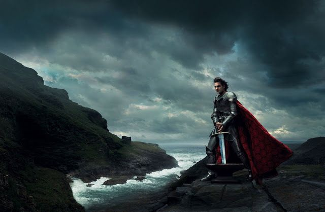 King Arthur ~ Roger Federrer