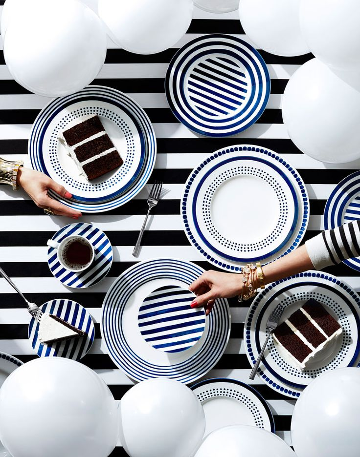 art direction   black + white tabletop still life photography by Kate Mathis for bloomingdale's