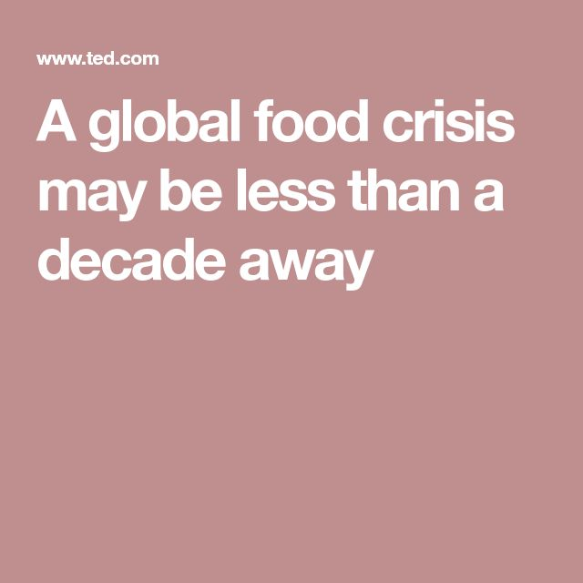 an essay on global food crisis Threats to global food supplies essay sample there are many threats to global food supplies explain the problem, identity possible solutions, and assess the implications of implementing these solutions  how to prevent people from starving is a much more serious issue than the global financial crisis the climate change caused by human.