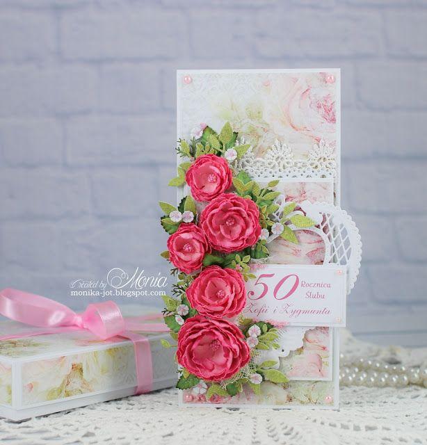 Moja papierowa kraina: 50 rocznica ślubu