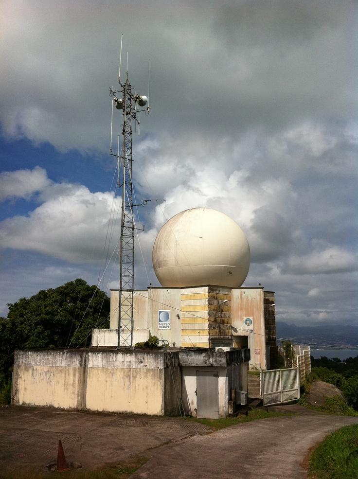 Boule de Météo, Martinique