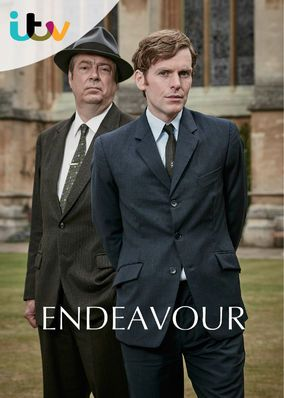Masterpiece Mystery!: Endeavour (2014) - This prequel series follows Endeavour Morse -- who would later become the seasoned Inspector Morse -- as a rookie constable in 1960s Oxford.