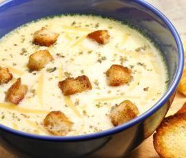 Przepis zupa serowa przez jummas - Widok przepisu Zupy