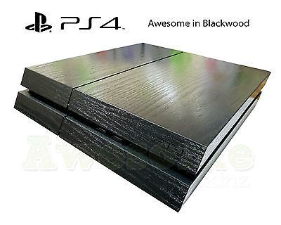Playstation 4 PS4 Textured Wood Vinyl Skin Sticker Wrap Accessory Cover Decal