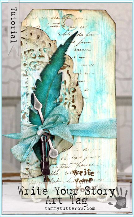 Tammy Tutterow Tutorial | Write Your Story