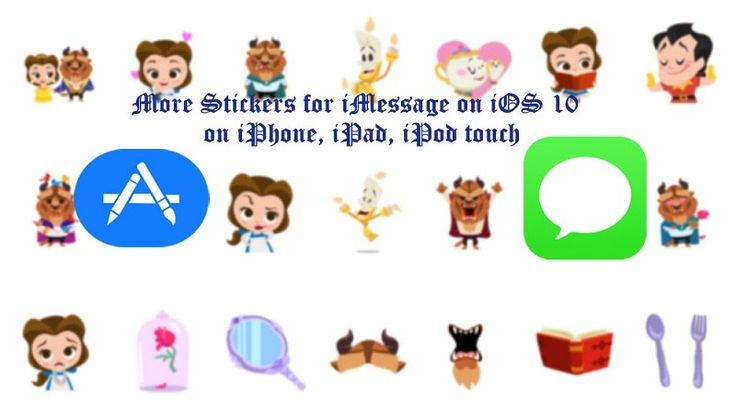 http://ift.tt/2gFCitT to get more free stickers for iMessage from iMessage App Store on iOS 10 http://ift.tt/2fwUwvL  iMessages is used to send and receive texts photos videos personalized effects and more on your iPhone iPad iPod touch Apple Watch and Mac. Within the Message app you can even personalize your messages with animated effects iMessage apps and more.  With the release of iOS 10 iMessage include number of new features. You can now send more expressive and animated messages on…