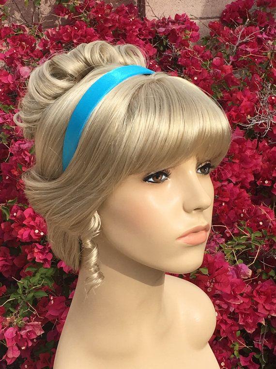 Couture Cinderella Park Royal Princess Updo by RoyalEnchantments