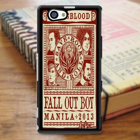 Fall Out Boy Fans Art Sony Experia Z3 Case