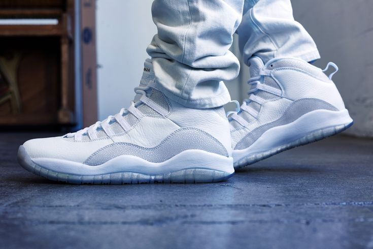 Air Jordan 10 OVO On-Foot Look