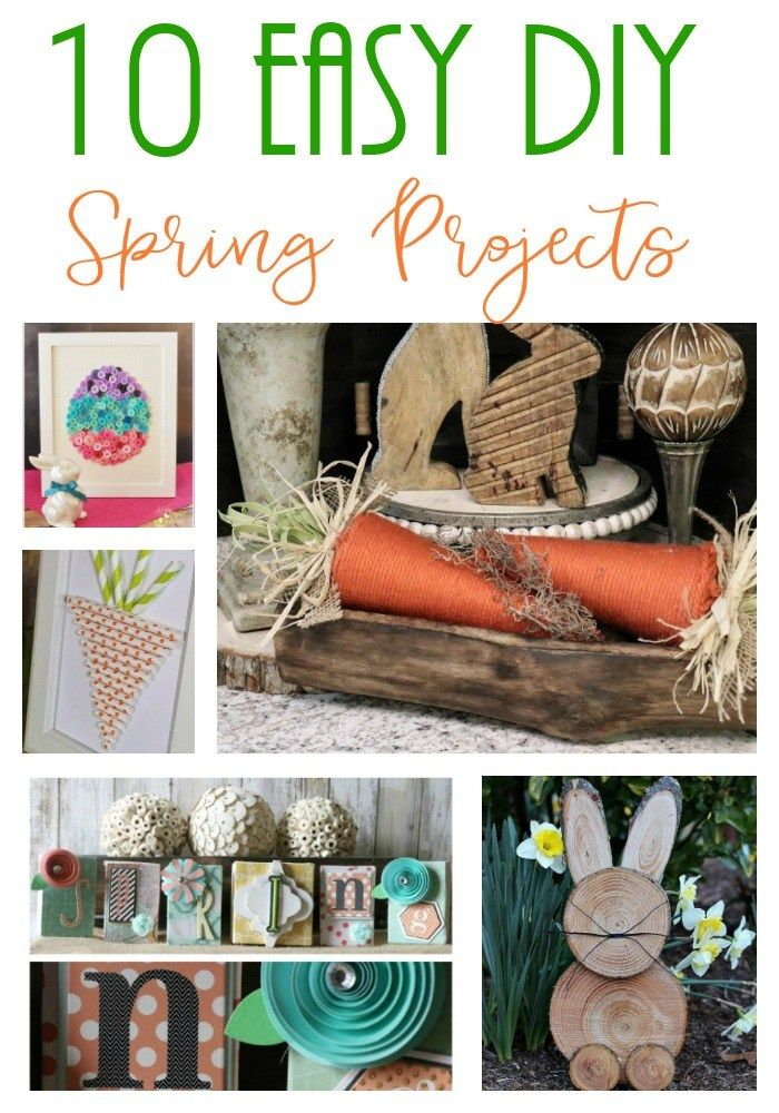 Spring Projects Dollar Tree Diy Crafts