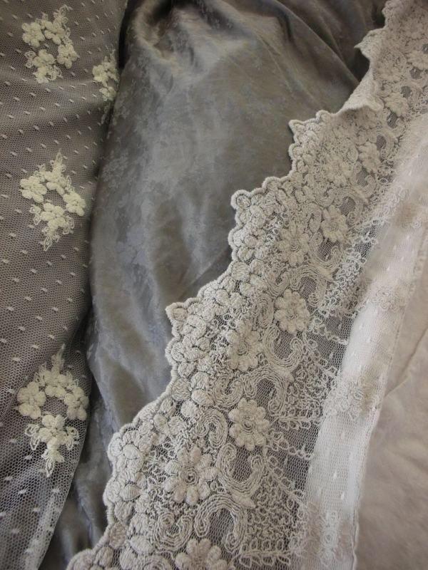 beautiful details--linens