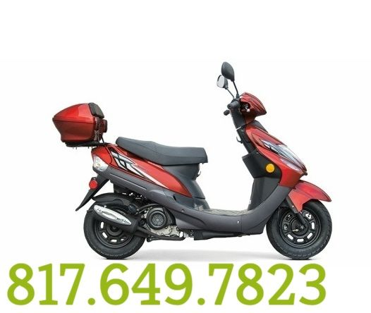 SSR Motorsports Europa 50 SP 49CC Scooter Sale Price: $1,479.00