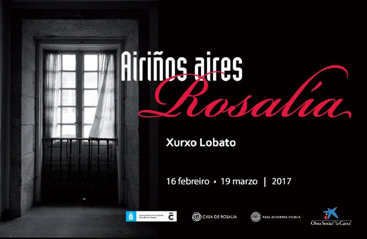 O #KioscoAlfonso inaugura mañá xoves a exposición 'Airiños Aires, Rosalía', do fotógrafo Xurxo Lobato