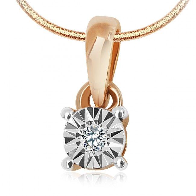 Złota Zawieszka z diamentem, 290,70 PLN, www.Bejewel.me/zlota-zawieszka-z-diamentem-825 #jewellery #gold #bejewelme #bjwlme #shoponline #accesories #pretty #style