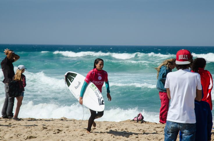 Until September 28th the Women's Samsung Galaxy Championship Tour #8 is taking place in Cascais.