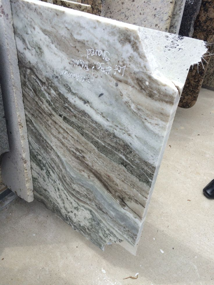 Fantasy Brown granite - love this!