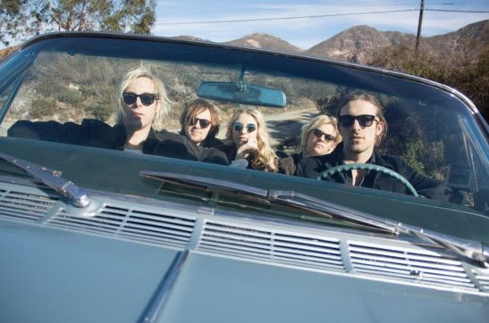 """R5 Enjoyed A Road Trip To Vegas For Their """"Wild Hearts"""" Video   Tour Dates - Dis411"""