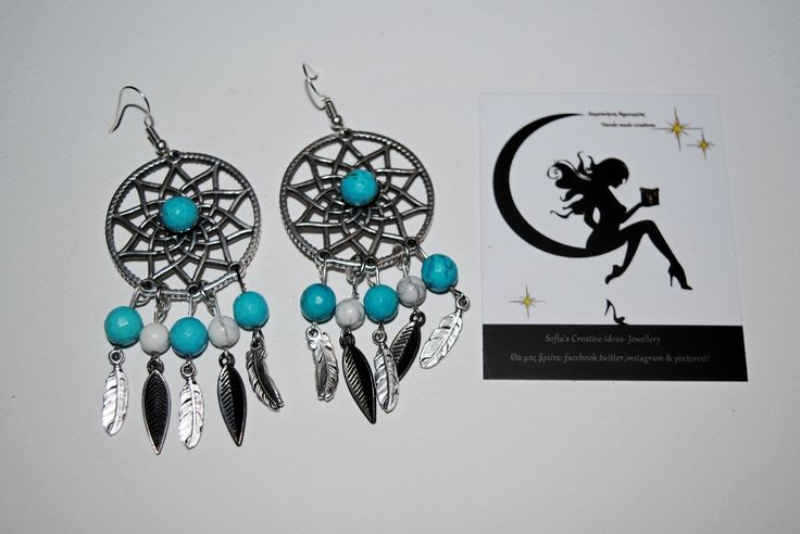 New boho earrings!!