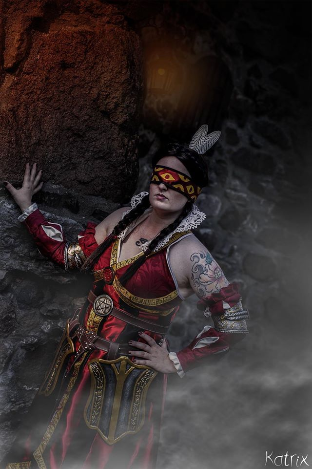 Philippa Eilhart from Witcher 2: Assassins of Kings