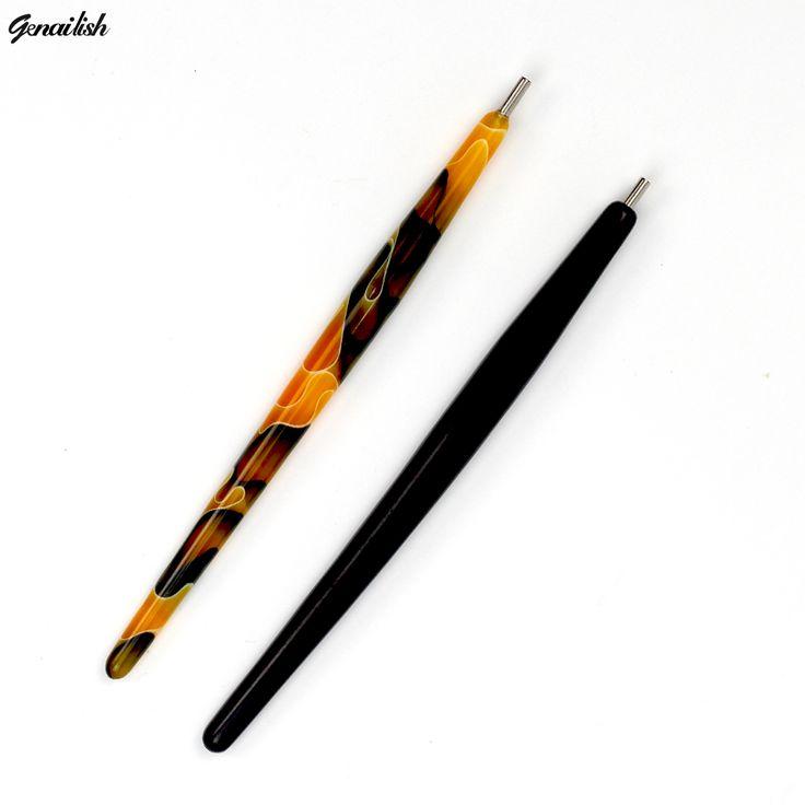 1 stücke 3D Magnet Stift für Katze Augen Gel Nagellack Pinsel Professionelle Maniküre Nagelkunstwerkzeuge mit Überlegene Quality-BR038