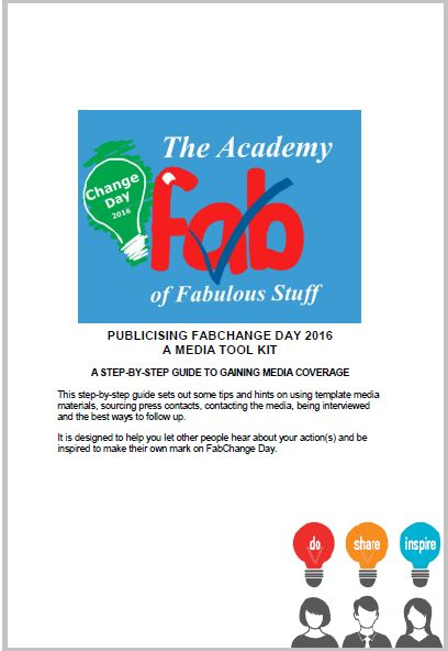 Fab Change Day resources - The Academy Of Fabulous Stuff