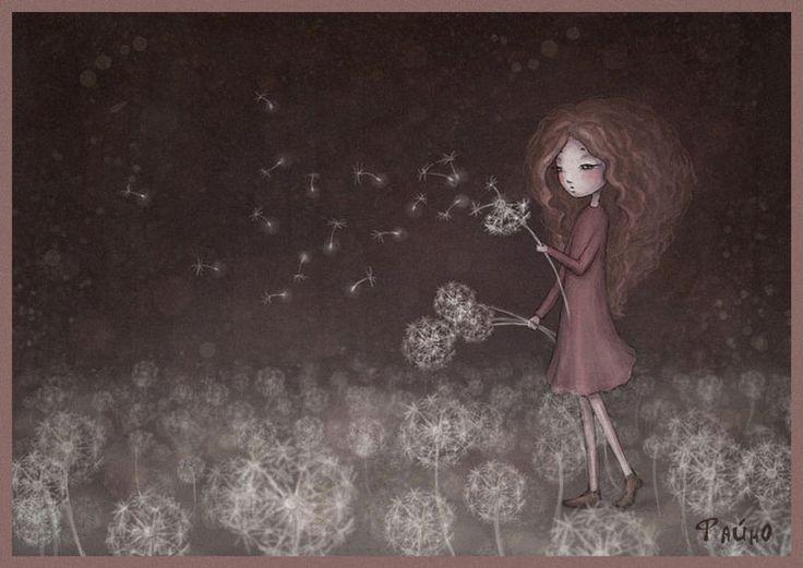 DANDELIONS by`Fain (Salmina Sasha)♥