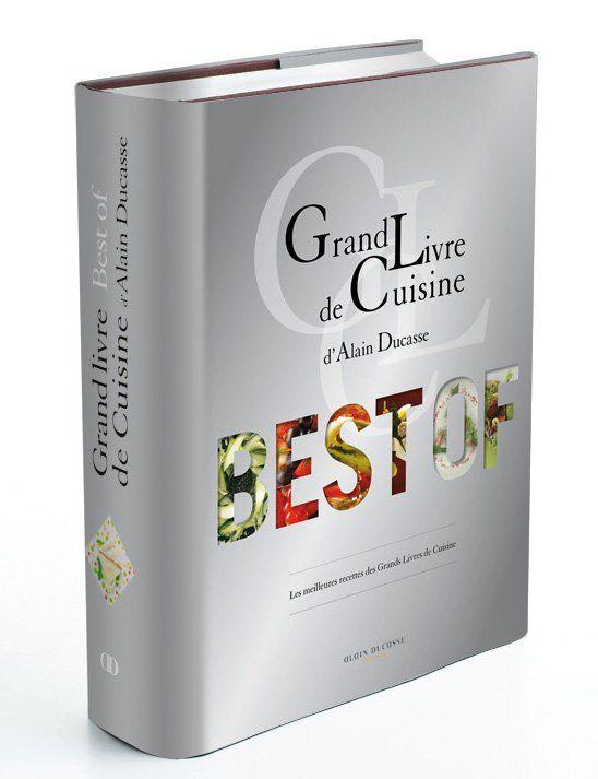 """Képtalálat a következőre: """"Ducasse Grand Livre de Cuisine"""""""
