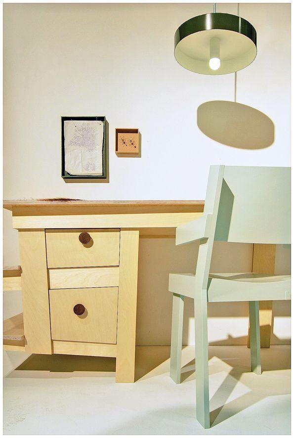 furniture collection     TOM FRENCKEN    Solo exhibition during DUTCH DESIGN WEEK 2010