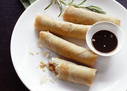 Lamb spring rolls recipe - 9Kitchen
