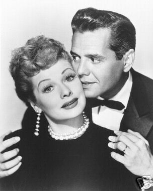 Desi Arnaz (with Lucille Ball)