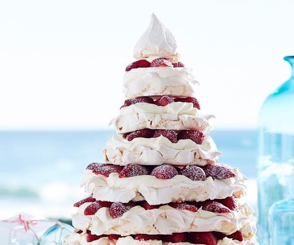 Meringue Layer Cake Women S Weekly