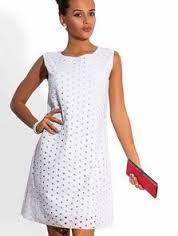 Картинки по запросу Белые летние платья фасон